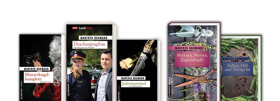Bücher-Auswahl von Manfred Baumann