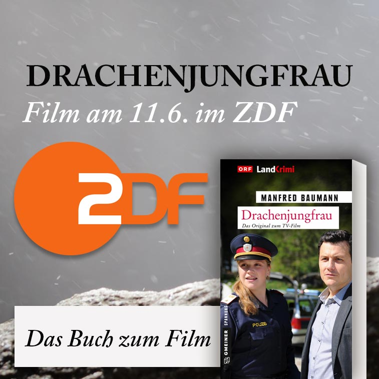 Drachenjungfrau-Film am Montag 11 Juni im ZDF