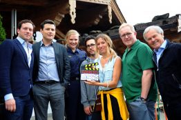 Drachenjungfrau Film Crew