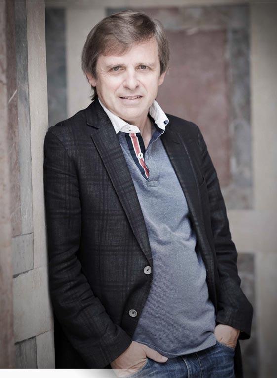 Krimi-Autor Manfred Baumann